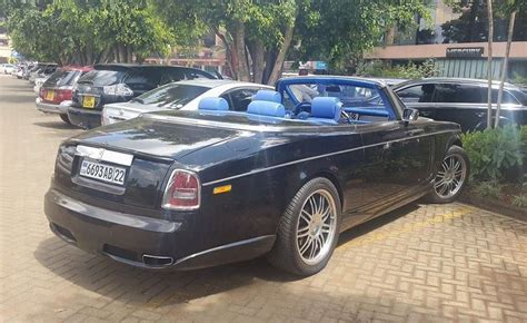 roll royce kenya revealed this owns that sleek rolls royce plus