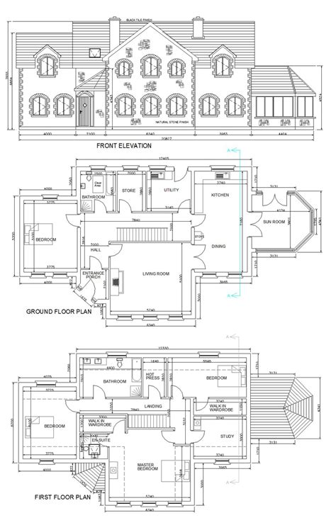 storey and a half house plans buy house plans bungalows storey and a half two storey 204b mullingar westmeath