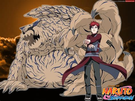 Gaara Shukaku Wallpaper High Quality ~ Wallpaper Area   HD