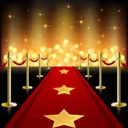 ornate red carpet backgrounds vector material 04 vector