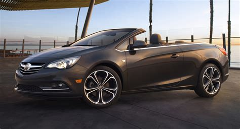 opel cascada 2016 2016 buick cascada is a typical case of rebadging goes on