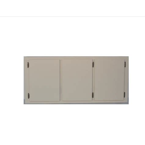 laminate cabinet doors home depot metalarte 48x21 5x12 in wall cabinet with slab laminate
