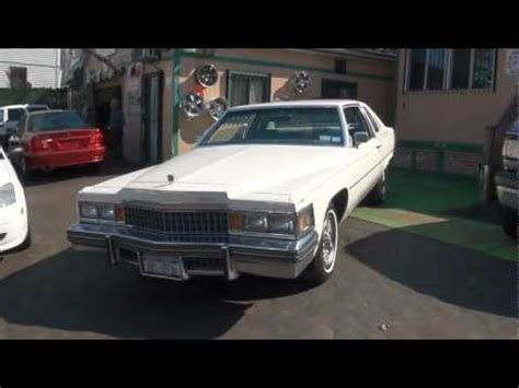 cadillac the car connection 1978 cadillac coupe deville youtube