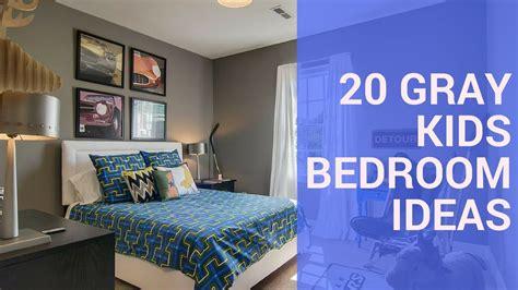 20 kids bedrooms that usher in a fun tropical twist 20 gray kids bedroom design ideas youtube