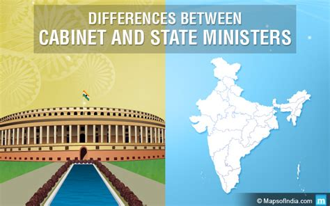 Difference Between Cabinet Minister And Minister Of State In India differences between cabinet and state ministers