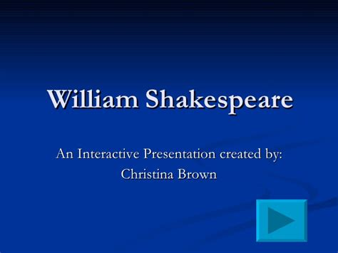 a play by william shakespeare ppt video online download william shakespeare