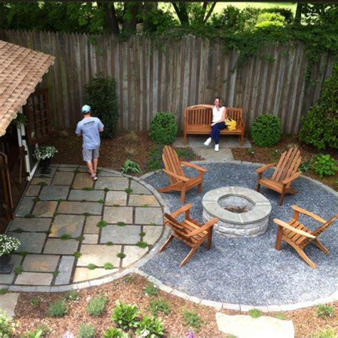 Easy Gravel Patio by Best 20 Gravel Landscaping Ideas On