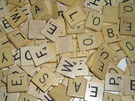 bulk scrabble tiles scrabble wood tiles bulk lot of 150 tiles