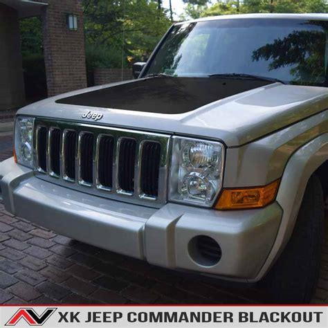 blackout jeep jeep commander xk blackout alphavinyl