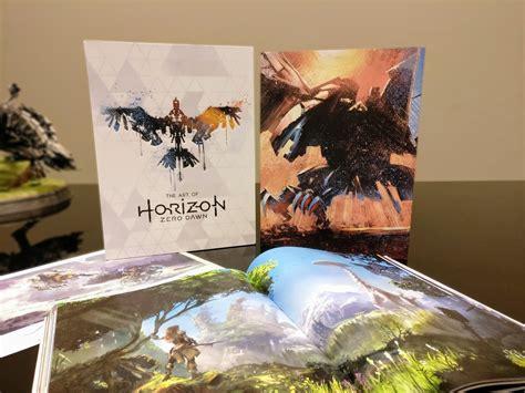 libro horizon zero dawn collectors une extension du guide de horizon zero dawn pour frozen wilds