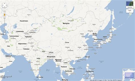 Google Maps China by Harbin China Map Google