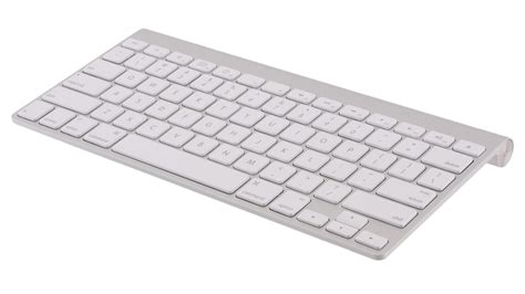 Keyboard Wireless Apple apple wireless keyboard 2007 review apple wireless