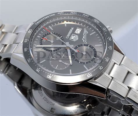 Tag Heuer 50 Th Anniversary Limited Edition Brs tag heuer 42mm quot chronograph 50th anniversary