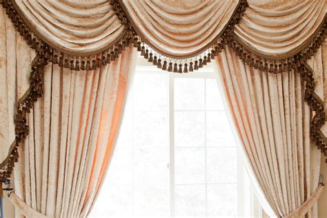 Swag Valance Curtains Curtains With Valances And Swags