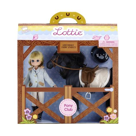 lottie doll with pony pony club lottie doll review and giveaway