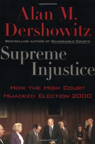 injustice is served books supreme injustice