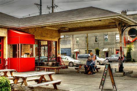 Garage Bar Louisville by