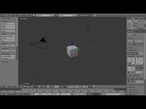 blender tutorial introduction blender cookie basics for beginners 0 6 introduction