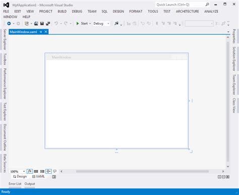 xaml fluid layout a rich find and replace control for almost all wpf