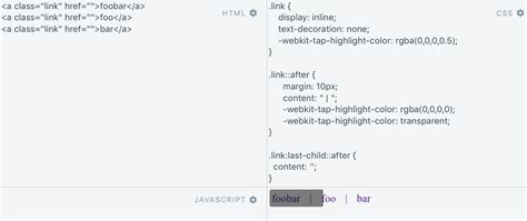 webkit tap highlight color ios webkit tap highlight color on pseudo after element