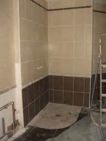 carrelage et fa 239 ence salle de bain construction 224 22 et