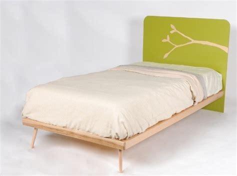 kids platform bed mod mom owyn twin platform bed w reversible headboard