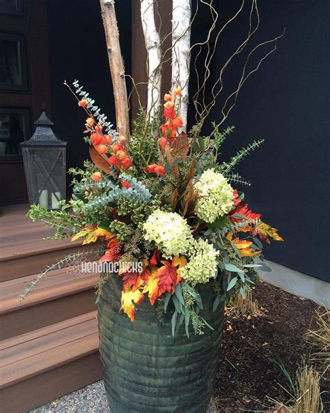 best 25 fall planters ideas on pinterest autumn planter ideas fall decor for porch and front