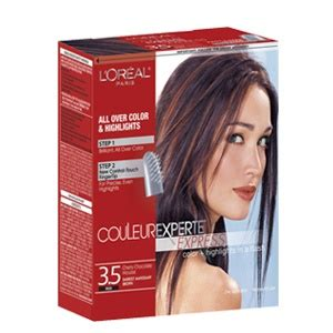 best home coloring hair kit couleur experte at home hair color highlights kit l or 233 al
