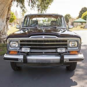 1991 Jeep Grand Wagoneer For Sale 1991 Jeep Wagoneer Green For Sale Craigslist Used Cars