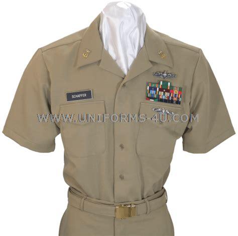 us navy khaki uniform us navy chief petty officer summer khaki uniform