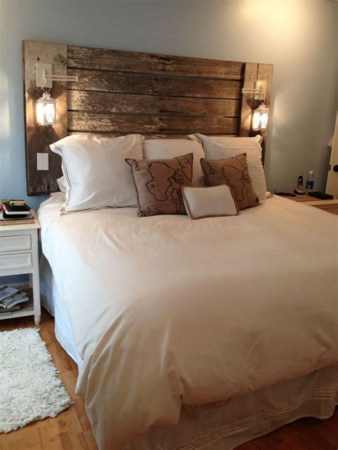 Wall Mounted Bed Headboard by Best 20 Wall Mounted Headboards Ideas On Wall