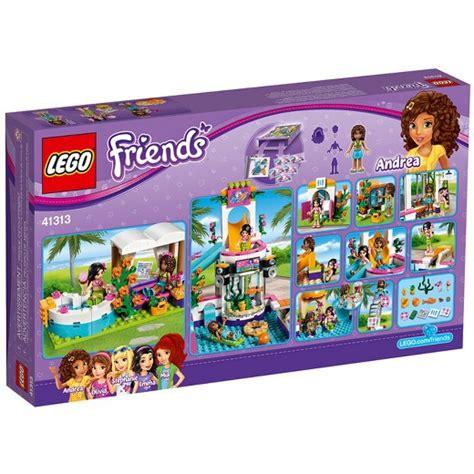 Mountain Lake Pool And Patio Lego 174 Friends Heartlake Summer Pool 41313 Target