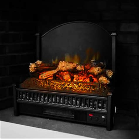 electric fireplace inserts and log sets