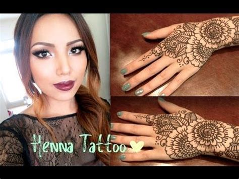 floral henna designs and design on