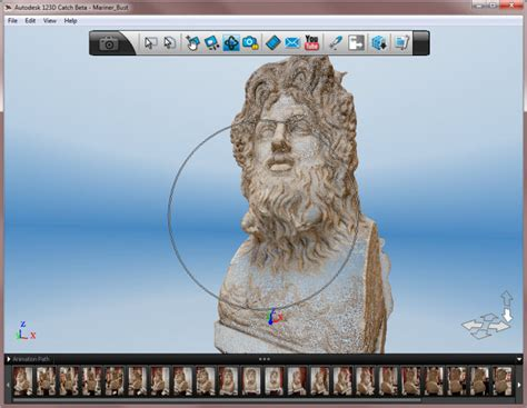 create 3d photos autodesk 123d catch