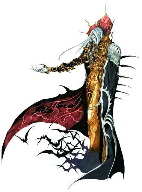 design for x concept count dracula castlevania judgment