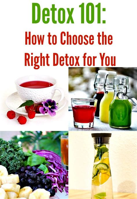 How Did Romans Detox by Detox 101 How To Choose The Right Detox For You