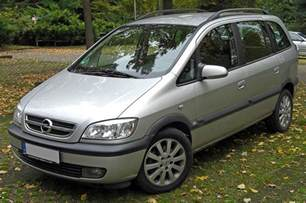 Opel Zafira Parts Opel Zafira History Photos On Better Parts Ltd