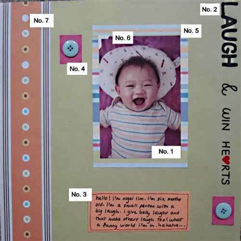 c how to achieve this simple page layout using 17 best images about scrapbooking on scrapbook