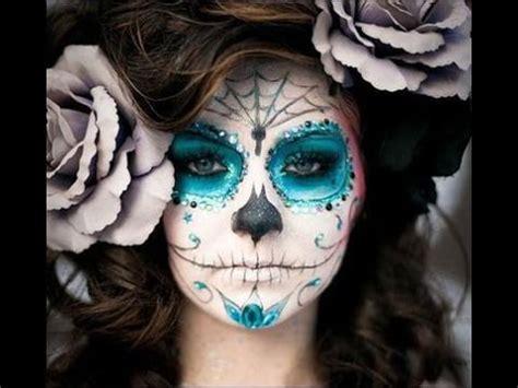 imagenes de catrina halloween maquillaje de catrina youtube