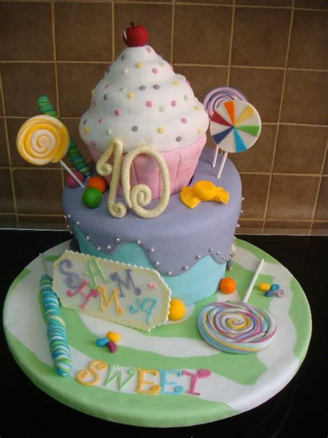 This Is A Cake by Sweet Shop Cake Cakecentral