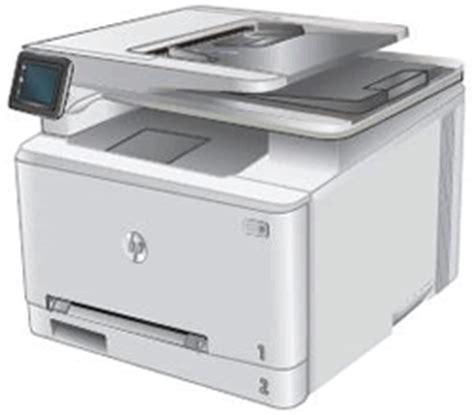 hp color laserjet pro mfp m277 pcl6 toner drucker der modellreihen hp color laserjet pro m252 m274