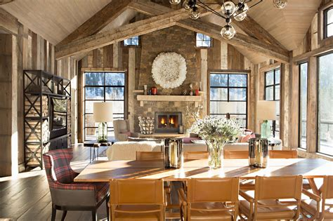 luxurious  rustic aspen colorado vacation home