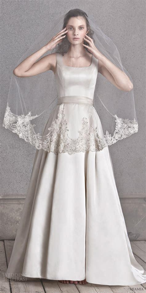 square wedding dress miamia 2016 wedding dresses debutant collection