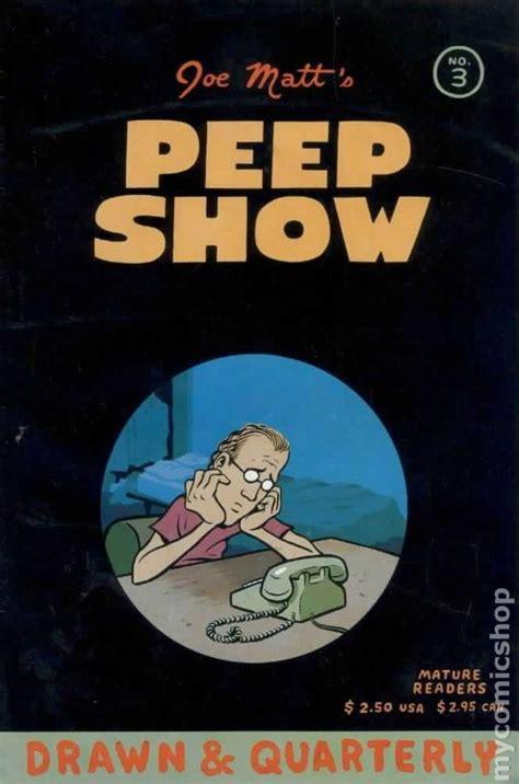 peep show books peep show 1992 comic books