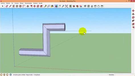 tutorial sketchup follow me 23 tutorial de sketchup pro herramienta s 237 gueme youtube