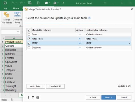 Merge Worksheets In Excel by Merge Excel Worksheets By Matching Data In Seconds