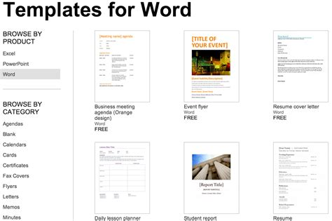 templates for words free restaurant menu templates for microsoft word 3