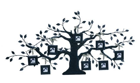 family picture wall decor family tree metal wall www pixshark images