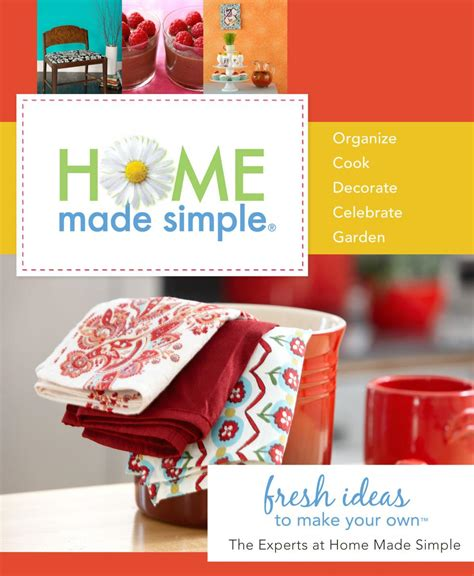 book review home made simple is essential for your home